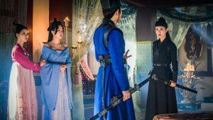王朝の陰謀 謎の壁画と舞姫殺人事件